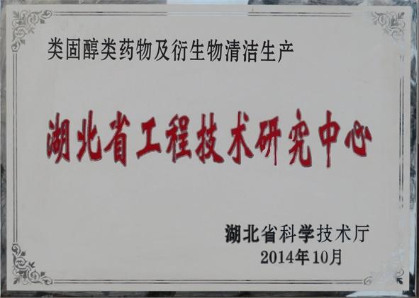 湖北省工程技术研究中心